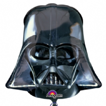 Classic Darth Vader Large Foil Balloon 1pc